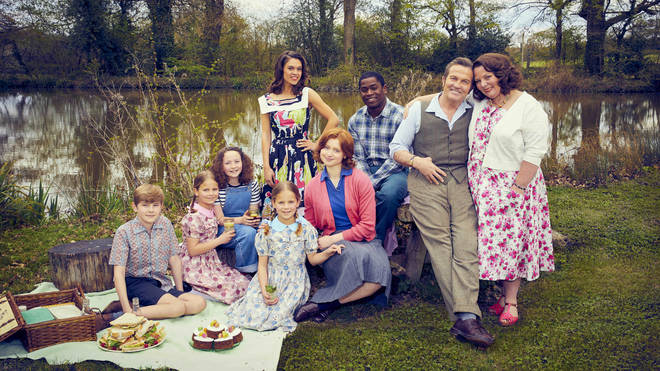 The Larkins is on ITV this October