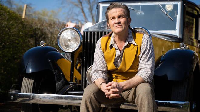 Bradley Walsh as Pop Larkin in The Larkins