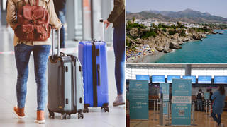 Travel rules have changed in the UK