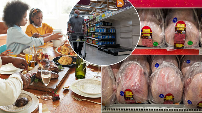 People are already panic buying their turkeys for Christmas