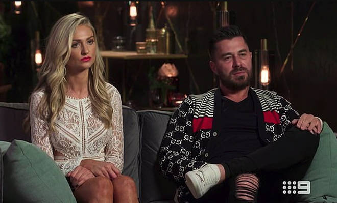 Joanne Todd and James Susler are no longer together after MAFS