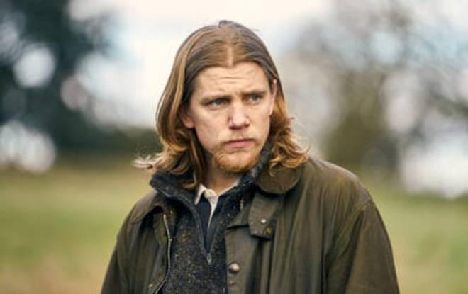 Ryan Hawley starred in Silent Witness this week
