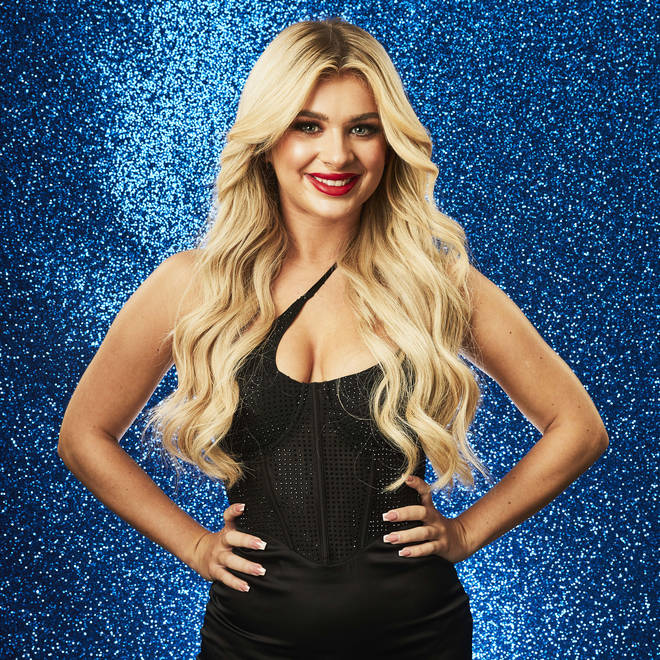 Love Island's Liberty has been confirmed for Dancing On Ice 2022