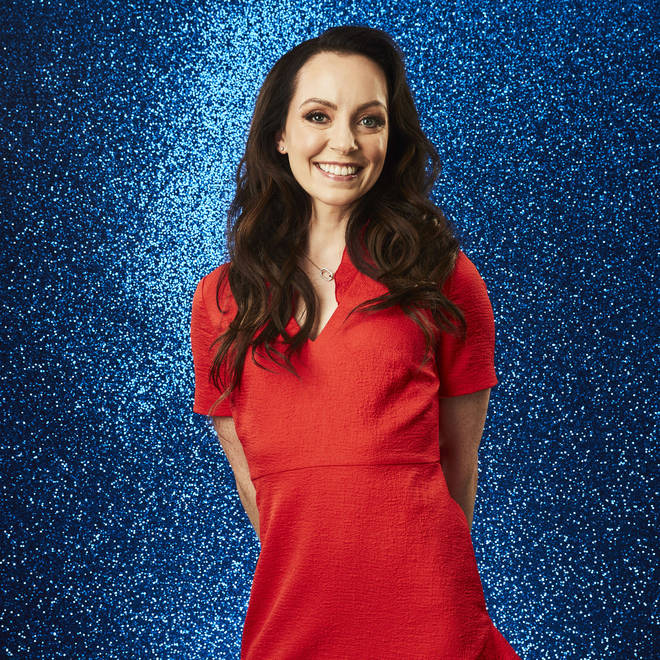 Stef Reid has signed up for Dancing On Ice