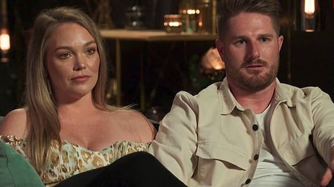 Bryce Ruthven and Melissa Rawson were controversial on MAFS