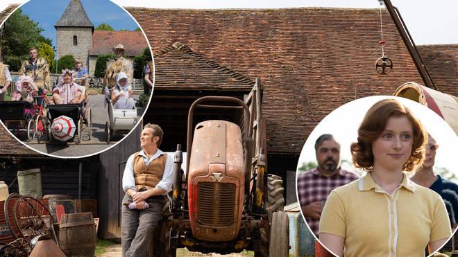 Here's where The Larkins was filmed in Kent