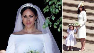 Meghan Markle reportedly left Kate in tears before the Royal Wedding