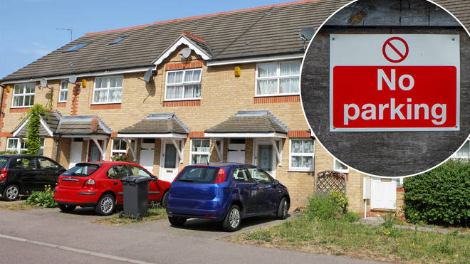 A 'loophole' allows people to park on your driveway