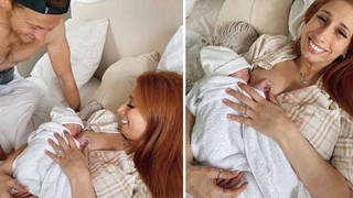 Stacey Solomon has shared these beautiful photos of her baby daughter