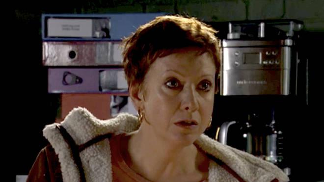 Dotty's mum Sandy is back in EastEnders