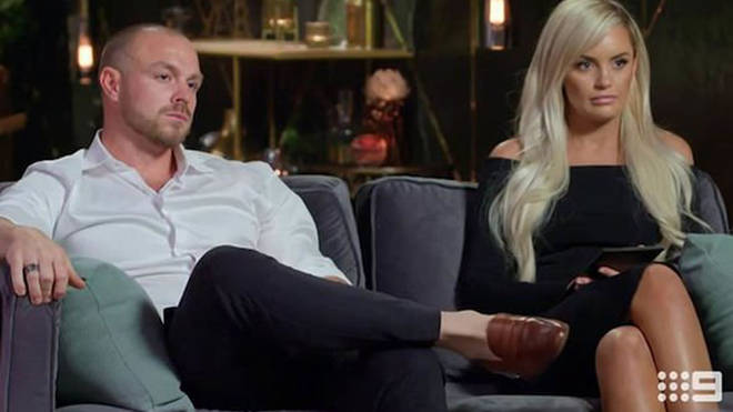 Samantha and Cameron are no longer together after MAFS