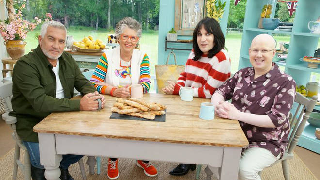 Bread Week was hit by technical issues on Bake Off