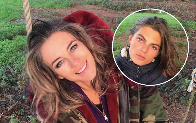Liz and Damian have had fans seeing double