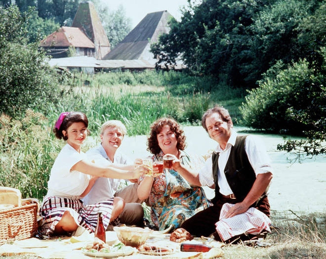The Darling Buds of May originally broadcast from 1991-93