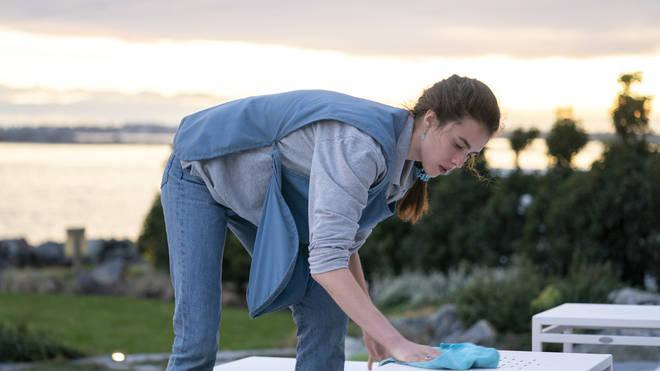 Margaret plays Alex in the Netflix series Maid
