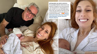 Stacey Solomon's dad has shared a tribute to the star