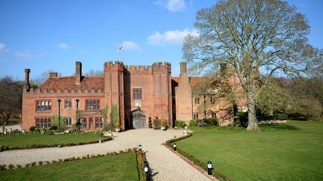 Leez Priory is a luxury wedding venue in Essex