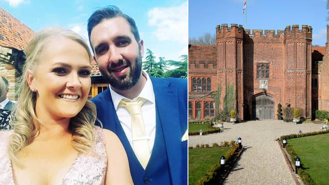 Cara Donovan is suing her wedding venue