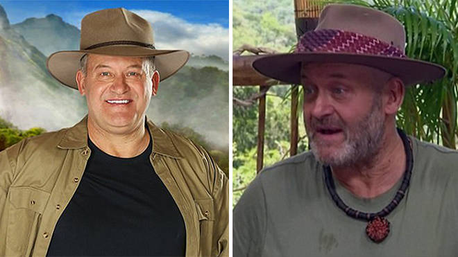 Paul Burrell was barely recognisable after his I'm A Celeb stint