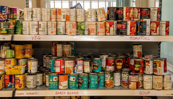 Sainsbury's will be helping customers to know what food banks are most in need of