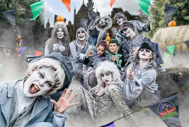 Alton Towers Scarefest is back for 2021