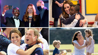 Kate and William aren't afraid to break the rules