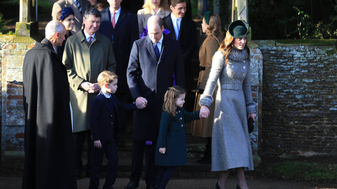 Kate and William have shunned Christmas at Sandringham before to instead spend time with her family