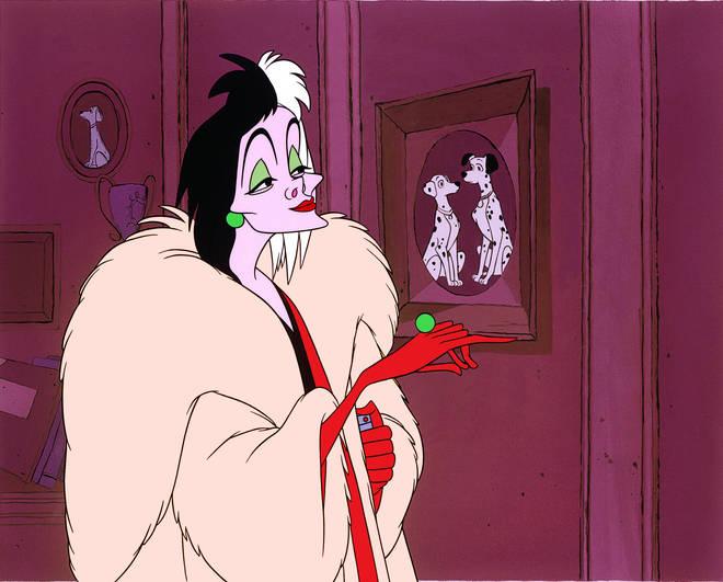 Cruella de Vil is the number one Disney villain and fashion icon