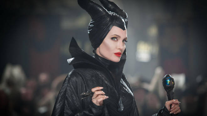 Whether you dress up as the original Maleficent, or the Angelina Jolie version, this look is one that won't be forgotten anytime soon