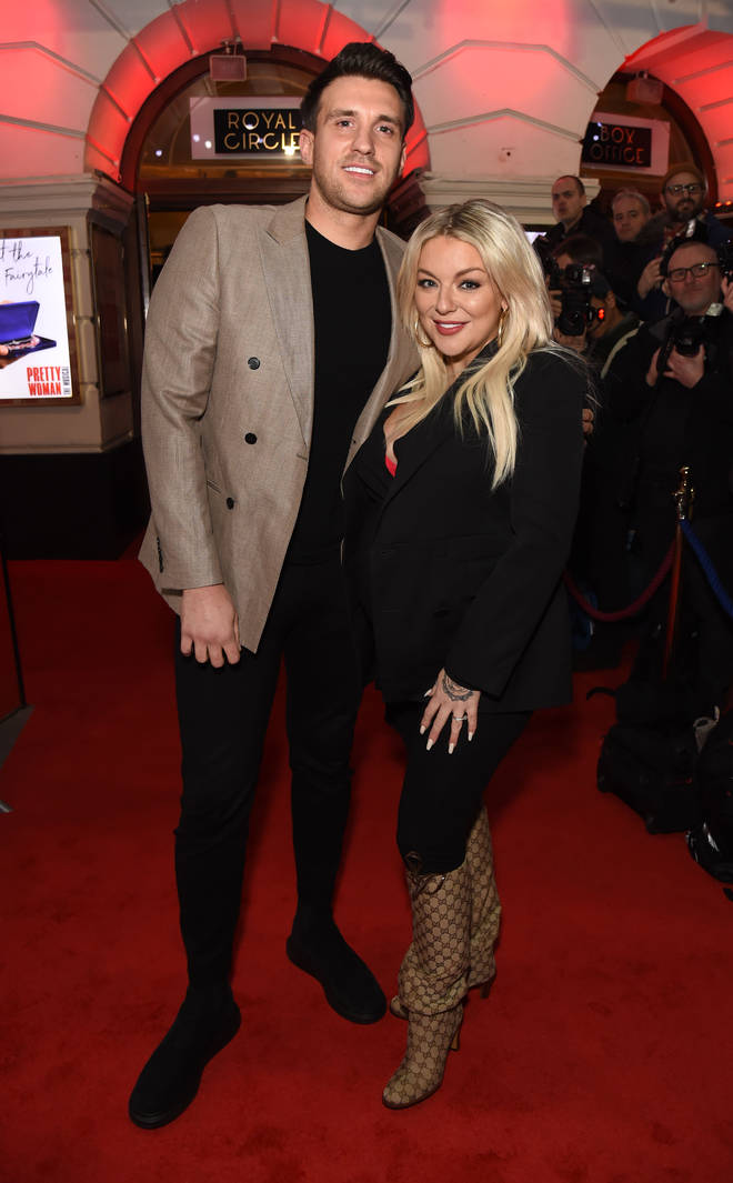 Sheridan Smith split from her ex-fiancé Jamie Horn earlier this year