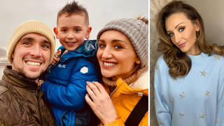 Catherine Tyldesley has announced she is pregnant with her second baby