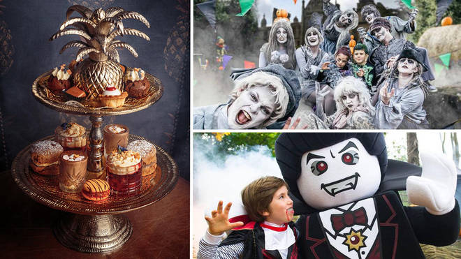 The best family-friendly mazes and attractions to visit this Halloween