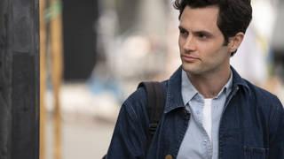 Penn stars as serial killer Joe Goldberg in Netflix's You