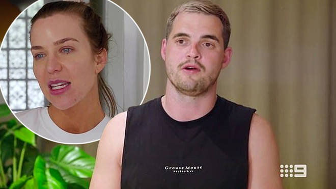 Sam and Coco had an affair on Married at First Sight Australia