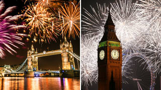 London's New Year's Eve firework display will not go ahead this year