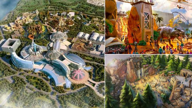 The UK Disneyland could open in 2024