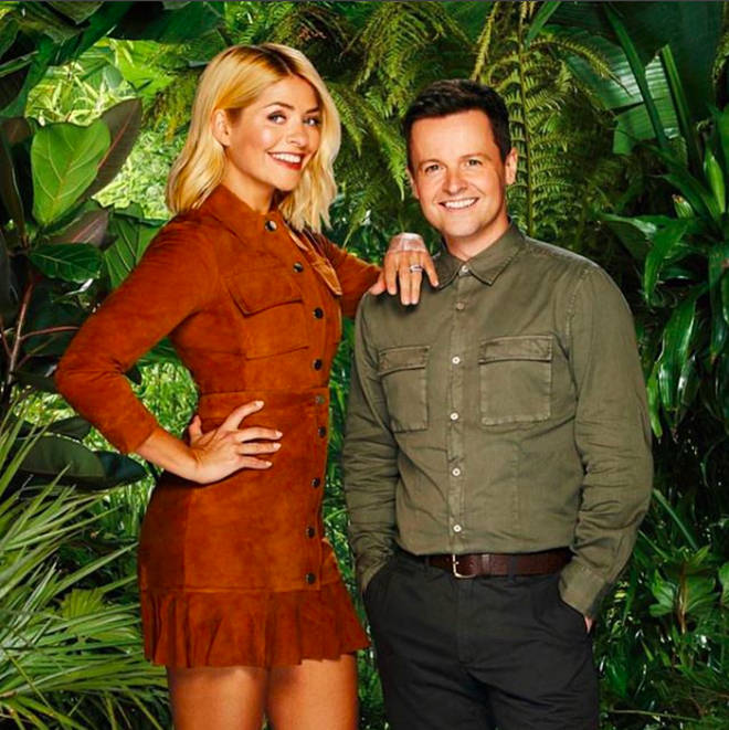 Holly and Dec co-host the current series of I'm A Celeb
