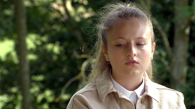 Amelia has been on Emmerdale for ten years