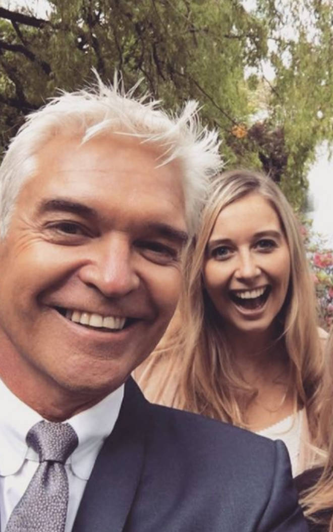 Phillip Schofield's daughter Molly is the talent agent for Stacey Solomon
