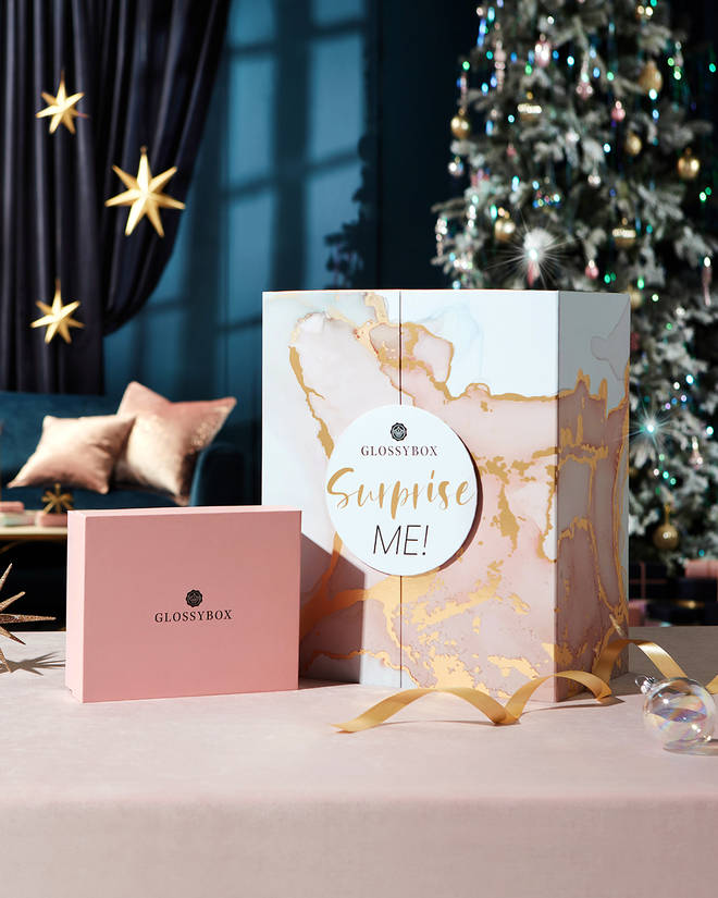There are some incredible products in this luxe beauty calendar