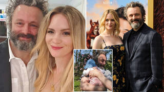 Michael Sheen and his girlfriend Anna Lundberg have been together since 2019