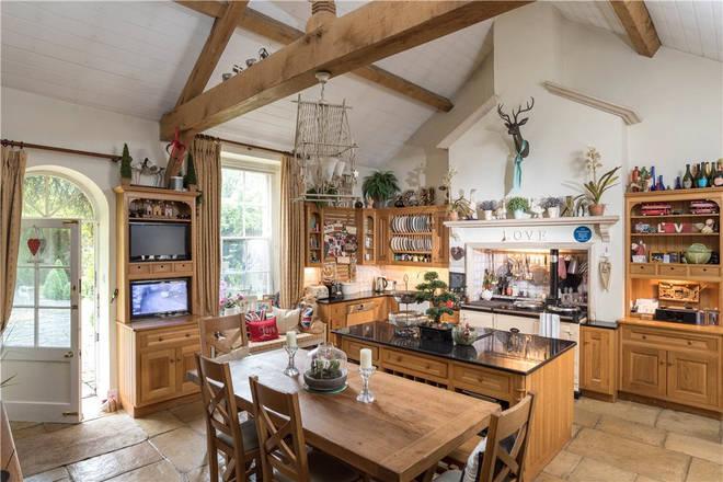 Noel Edmonds' house is on the market for £2.6million