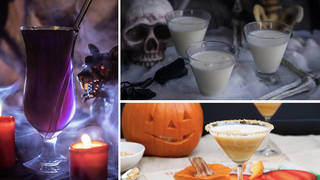 These spooky serves will impress your Halloween guests