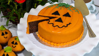 We've got some great ideas and inspiration for Halloween baking