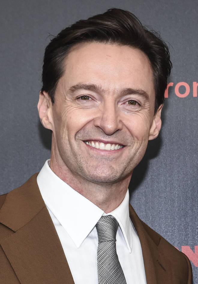 Hugh Jackman will perform with a live orchestra