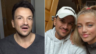 Peter Andre says he's the 'most ill' he's been in years
