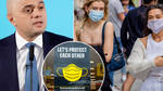 The Health Secretary will announce face masks could return