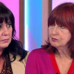 Coleen and Janet clashes on yesterday's Loose Women