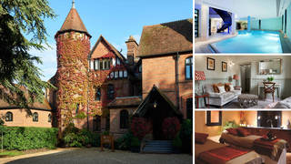 Careys Manor Hotel & SenSpa is the break we all need from reality