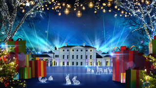 You and your family will love seeing glorious Kenwood House lit up for Christmas